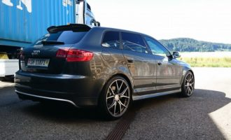 Audi A3 Barrauca Racing Inferno Wheels Rs3 1
