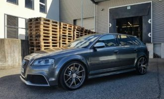 Audi A3 Barrauca Racing Inferno Wheels Rs3
