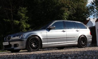 BMW E46 Touring Barracuda Racing Wheels Felgen Karizzma.