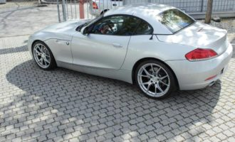 BMW Z4 E89 Barracuda Racing Wheels Felgen Inferno.
