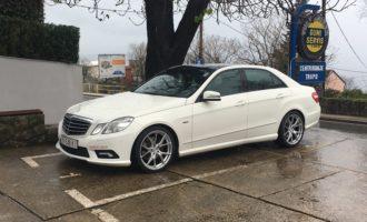 Mercedes Inferno 4