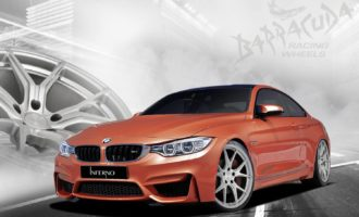 Barracuda Racing Wheels Inferno Bmw