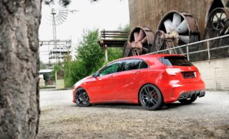 Barracuda Shoxx A Klass Felgen Wheels
