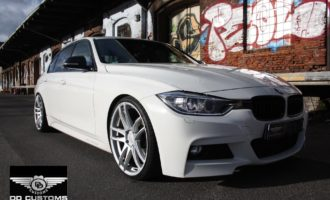 Bmw F30 Barrcuda Shoxx Wheels Felgen 1