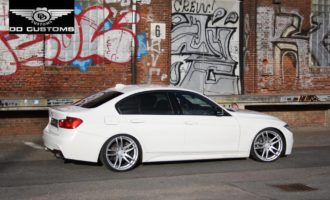 Bmw F30 Barrcuda Shoxx Wheels Felgen 2