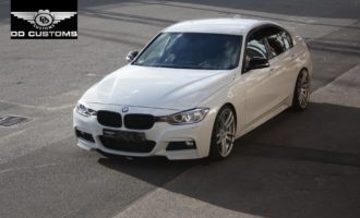 Bmw F30 Barrcuda Shoxx Wheels Felgen 4