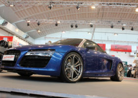 Barracuda Project1 Audi R8
