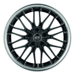 Alufelge Barracuda Voltec T6 Higloss Black Inox Lip 3 2000x2000