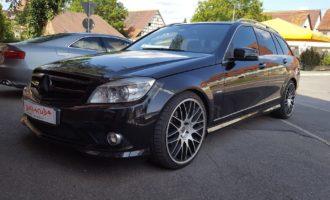 Barracuda Racing Wheels Mercedes Karizzma 1