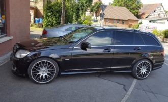 Barracuda Racing Wheels Mercedes Karizzma