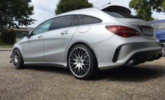 Mercedes Barracuda Karizzma Wheels CLA Felgen