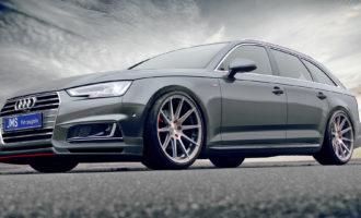 Barracuda Project2 Audi 20