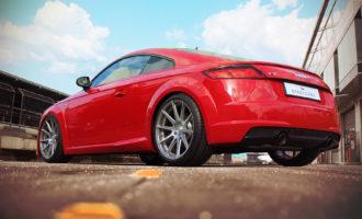 Barracuda Project2 Audi TT 21