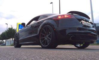 Barracuda Project2.0 Audi TT