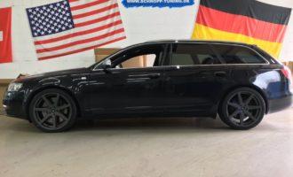 Barracuda Virus Audi