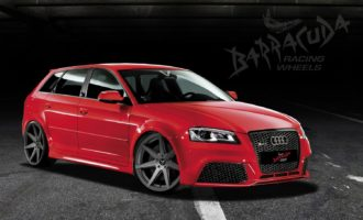 Barracuda Racing Wheels Virus Audi Felgen