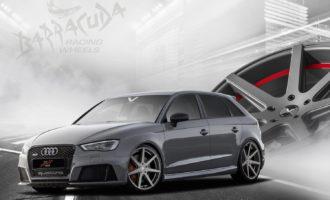 Barracuda Virus Felgen Wheels 1 Audi