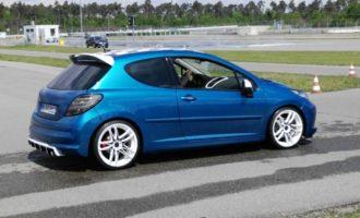 Barracuda Shoxx Custom_Paint Peugeot 1
