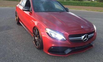 Barrauda_Project2.0 Mercedes C63 AMG 4