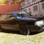 Barracuda Karizzma Pure Sport meets Audi 200