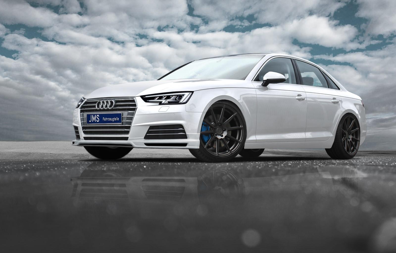 Racelook-Bodykit für den Audi A4 B9 ohne S line-Paket
