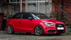 Barracuda Shoxx in 18 Zoll am Audi A1