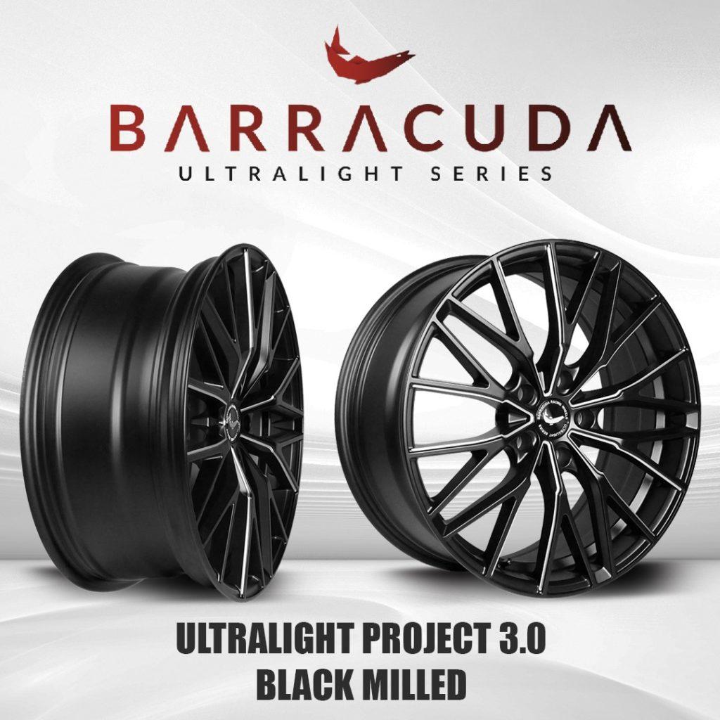 Neues Felgenmodell Ultralight Project 3.0