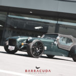 VM 77: Lotus Seven-Replika auf Barracuda Karizzma-Felgen