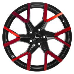 Barracuda Wheels Tzunamee EVO 1 Dgb Red