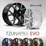 Barracuda Tzunamee EVO Wheels