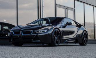 BMW I8 Starzz Jec ImportK1