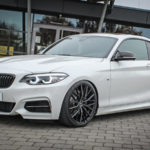 Barracuda Racing Wheels Alufelgen für den BMW F22 M240 in 19 Zoll.