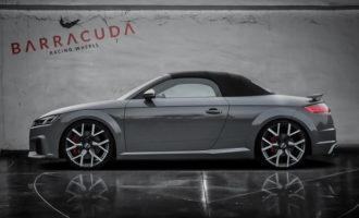 Wheels Felgen Fuer For Audi TT Tuning Tzunamee EVO