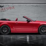 Felgen für Ford Mustang Modelle von Barracuda 20 Zoll Karizzma