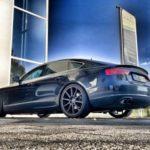 Schropp Tuning Audi A5 B8 Sportback mit Barracuda Wheels 2.0 9×20 Flowforming