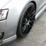 Barracuda Karizzma Felge Vorder- und Hinterachse 10,5×20 mit 27252520 Bereifung auf dem Audi A5 B8
