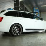 Skoda Octavia RS mit unserer Barracuda Ultralight Project 2.0