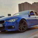 Barracuda Virus Felgen in 20 Zoll auf dem 3-er BMW Limousine F30
