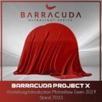 DIE BARRACUDA RACING WHEELS ULTRALIGHT Projext X (10) mit Vorstellung auf der Motorshow Essen 2019 auf unserem Stand 7D23
