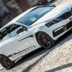 Performance pur mit der Barracuda Felge Project 2.0 Ultralight auf dem Skoda Octavia RS 5E