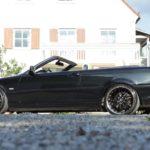Barracuda Voltec T6 Higloss black mit Edelstahlbett