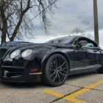 Bentley Continental mit unserer Project 3.0