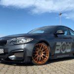 2-er BMW Widebody mit unseren Barracuda Karizzma Felgen