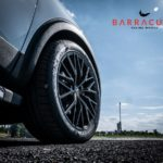 Barracuda Project 3.0 in der Grösse 8,5×19 auf dem Peugeot 5008