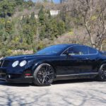Barracuda Project 3.0 auf Bentley Continental