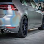 JMS Tuning für den Golf 7 mit Barracuda Racing Wheels