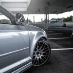 Barracuda Karizzma auf Audi A3 8P