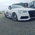 Barracuda Ultralight Project 2.0 auf Audi S3 Limo
