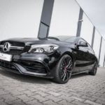 Barracuda Project 3.0 auf CLA 45AMG 117