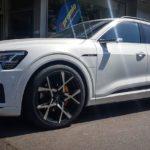 Barracuda Project X auf Audi Etron